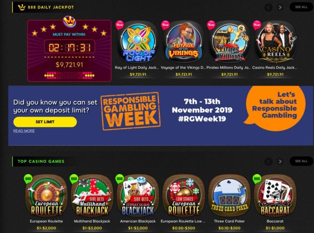 responsible gambling week',
