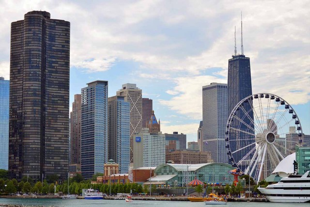 the list of best wedding venues in Chicago