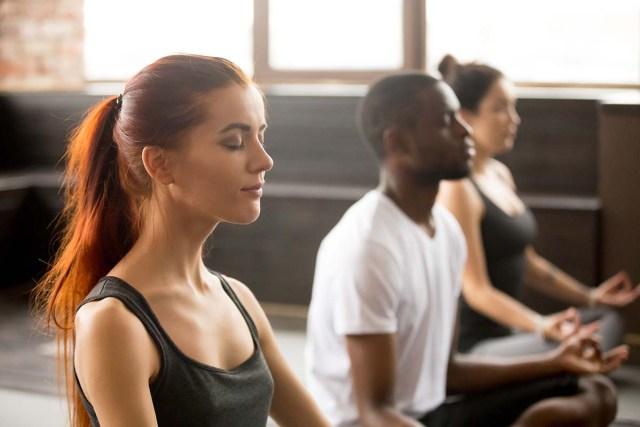 Basic Meditation Practice