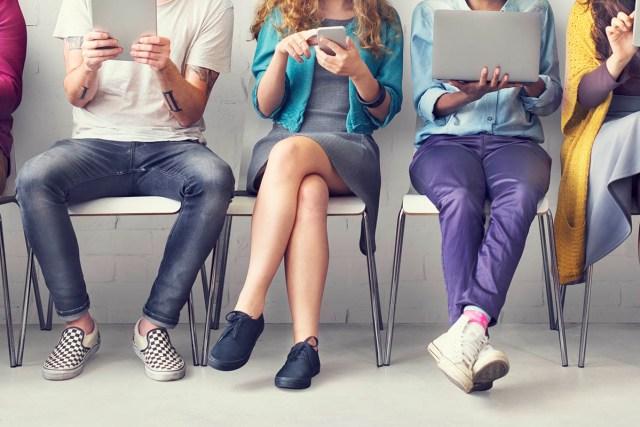 Customers live on social media