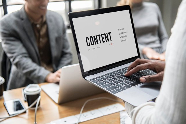 Create Relevant and Useful Content