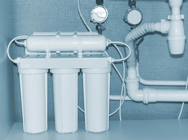 Reverse Osmosis System VS. Water Softener
