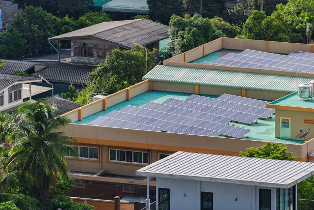 Save Energy for Future Use with Solar Power Storage