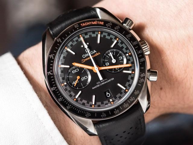 Omega Speedmaster Racing Automatic Chronograph