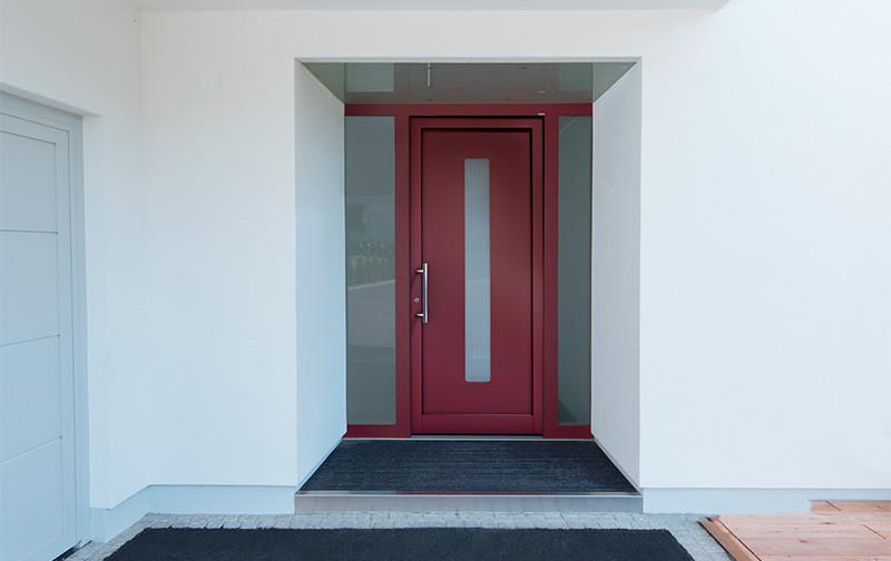 portes d entree alu internorm