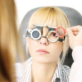Servicios de Optometría