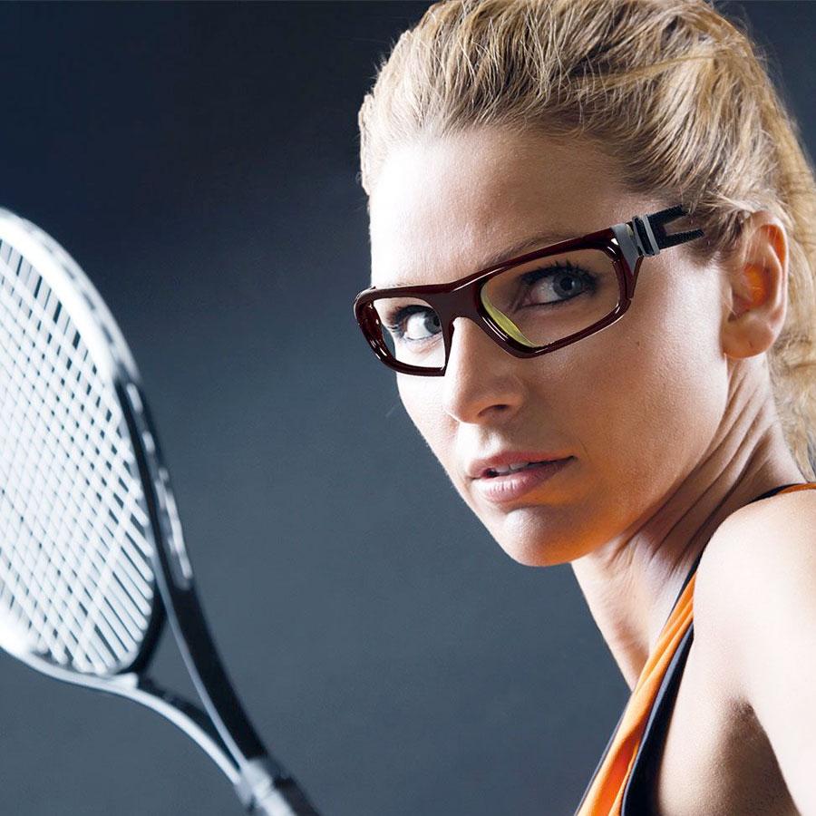 Gafas de protección visual