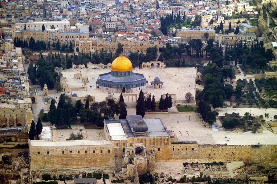 Al-Aqsa Mosque Compound