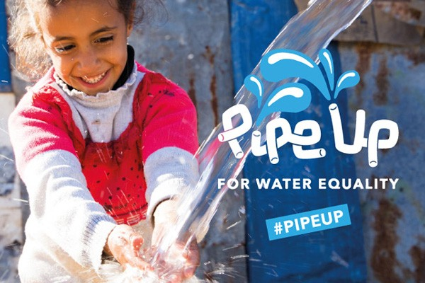 Pipe Up For Water Equality