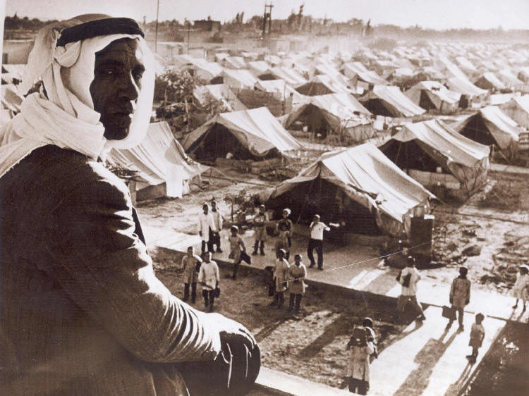 Brother and camps Nakba