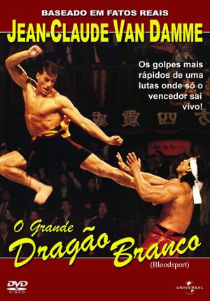 O Grande Dragão Branco DVD