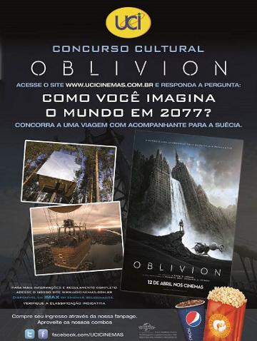 Promoção Oblivion