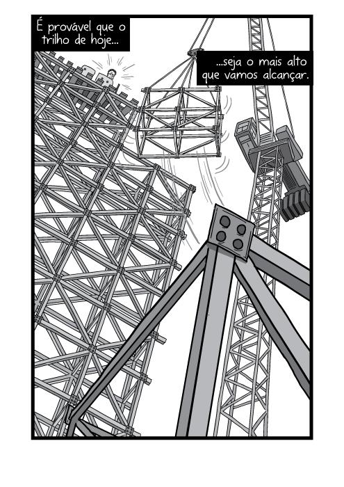 Pico do Petróleo, por Stuart McMillen #094