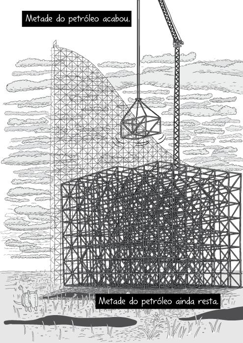 Pico do Petróleo, por Stuart McMillen #115