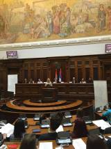 European Student Parliament in Belgrade, 9-11 April 2016