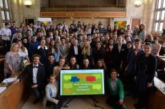 """The final debate of """"European student parliaments - Debate science!"""" from 25-27 of July 2016 in Manchester"""