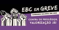 Trabalhadores de imprensa da EBC reivindicam melhores salários e são chamados de radicais por ministro das comunicações