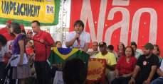Intersindical e movimentos populares unidos contra o golpe do grande capital e da direita