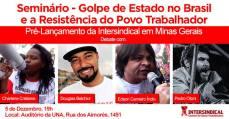 Pré-lançamento da Intersindical em Minas Gerais | INTERSINDICAL