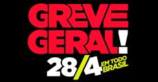 Dia 28 de abril vamos parar o Brasil! | INTERSINDICAL