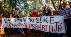 Dia do Trabalhador Rural-MST ocupa fazendas de Blairo Maggi, Ricardo Teixeira, Eike Batista