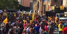 Dia dos professores com luta e a resistência