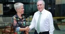 Humberto Martins responde a Cármen Lúcia sobre posse de Cristiane Brasil, suspensa