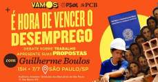 Debate sobre TRABALHO e EMPREGO na pré-campanha de Guilherme Boulos