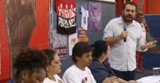 Boulos abre os trabalhos do sábado no 2º Congresso Nacional da Intersindical