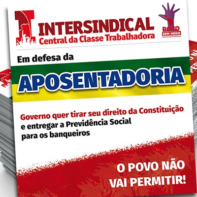 Baixe o Jornal da Reforma da Previdência de Bolsonaro (2019)