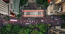 15M: Multidões saíram pela educação e previdência | Intersindical