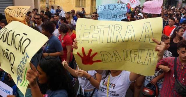 Em Juazeiro, 15M foi uma das maiores manifestações da história do Cariri Cearense