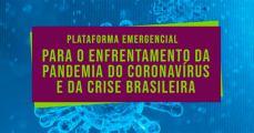 plataforma emergencial para o enfrentamento da pandemia