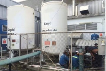Gas Mixer Model MG200-2ME