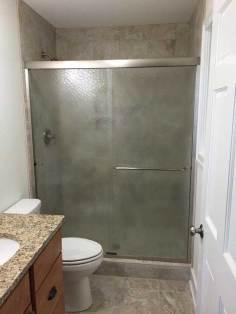 sliding glass doors for shower