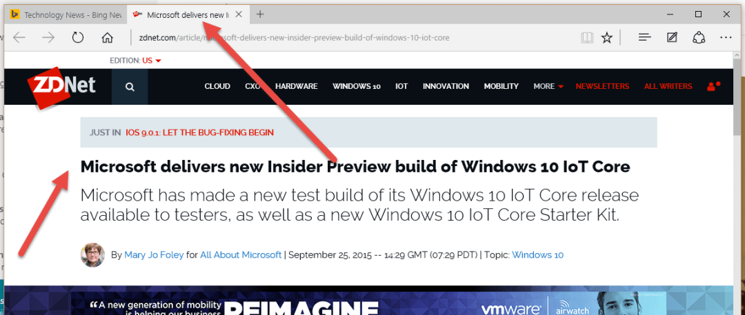 Open Link in New Tab and Go to Tab 2