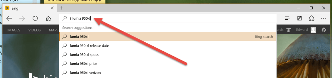 Open Search Query on Address Bar 2