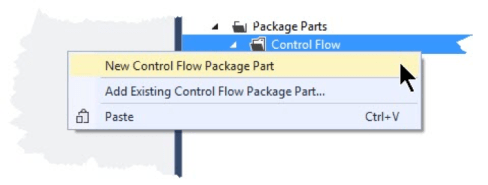 New control flow package part