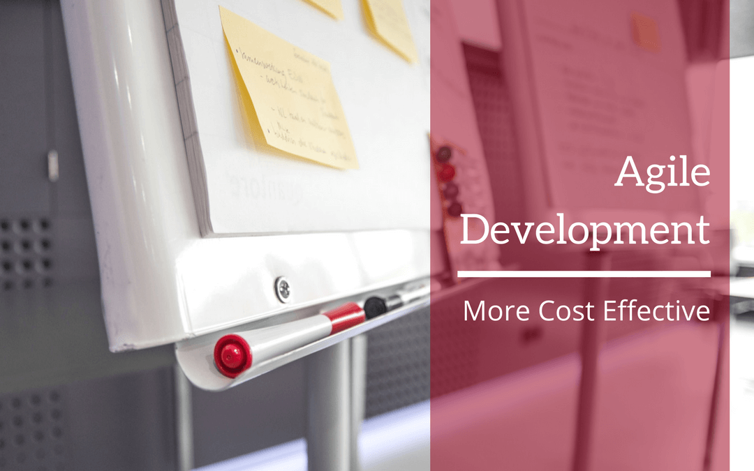 Agile Development Projects: Harder to Estimate, But More Cost Effective