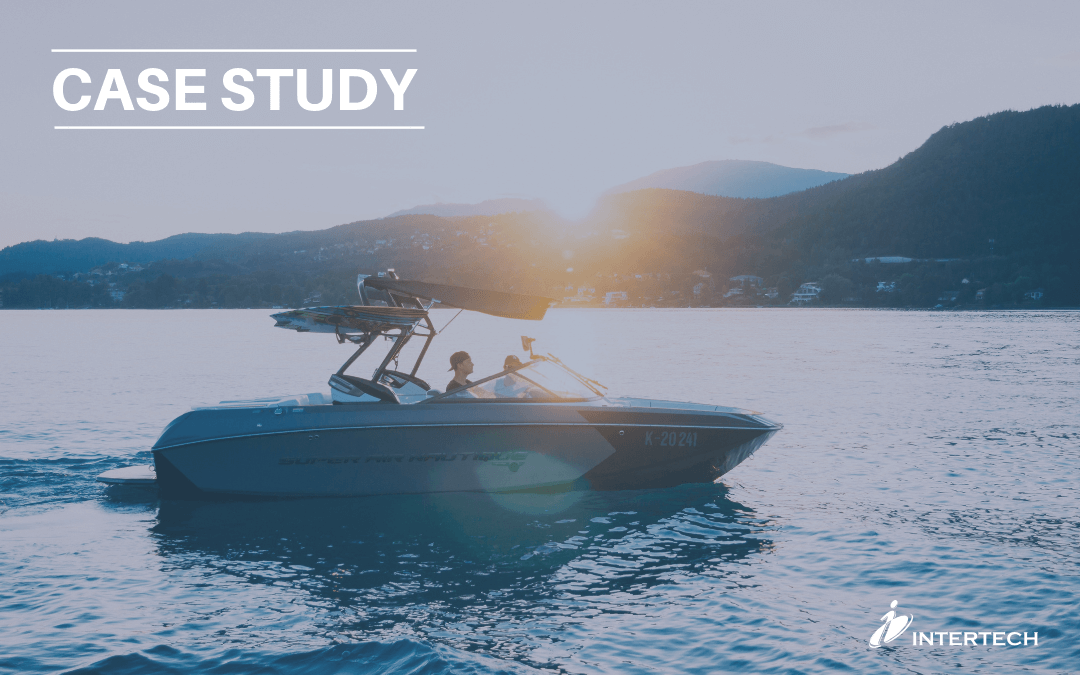Case Study: Remote Diagnostics for a Global Marine Manufacturer Using D3 & React