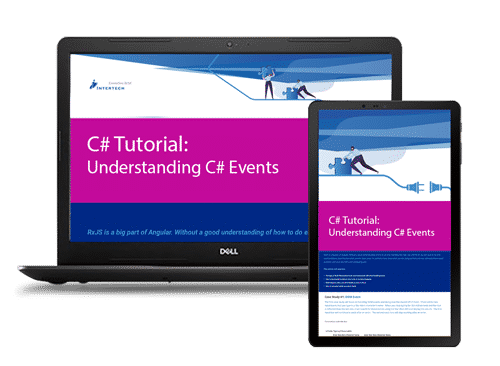 C# Tutorial: Understanding C# Events Screen Image