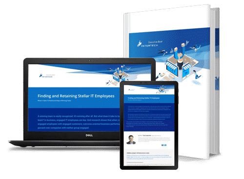 Finding and Retaining Stellar IT Employees Screen Image
