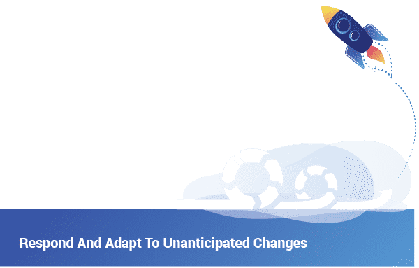 Respond And Adapt To Unanticipated Changes
