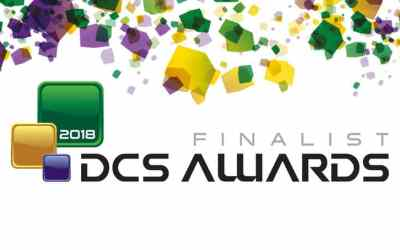 Excel Networking announced as finalists for the 2018 DCS Awards