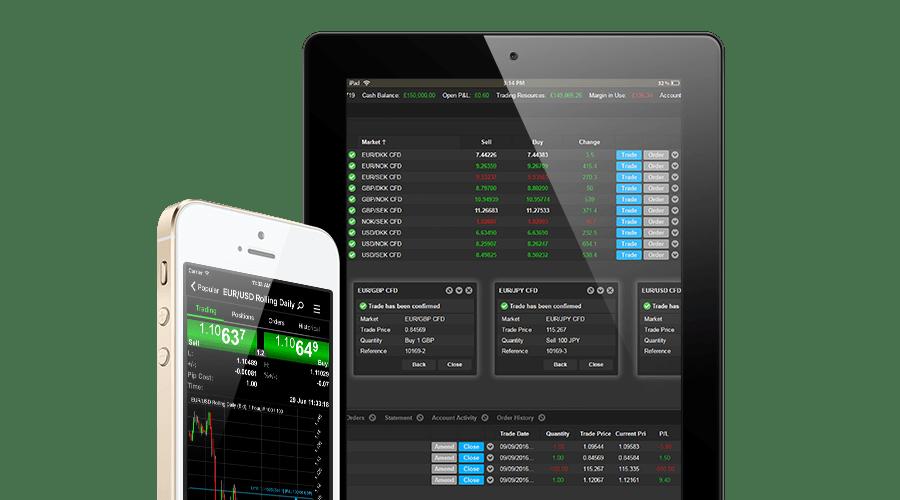 Interbank forex trading