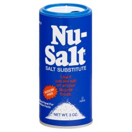 Nu Salt Substitute Salt
