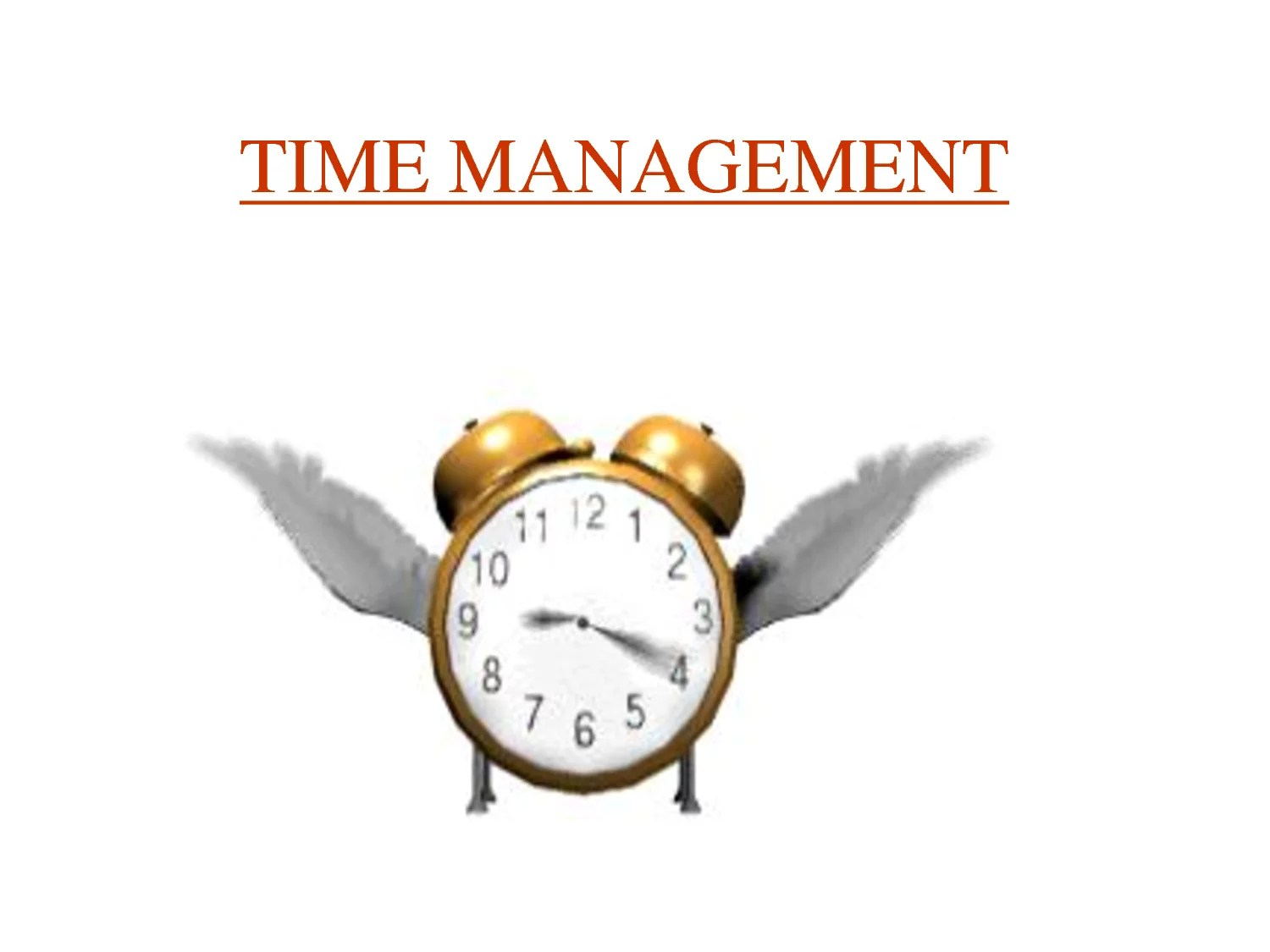 time management tips to help you reduce stress and increase