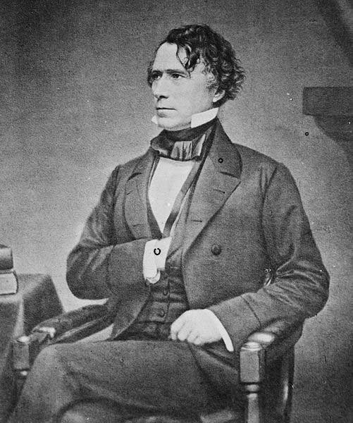 Franklin-Pierce-14th-President-of-the-US