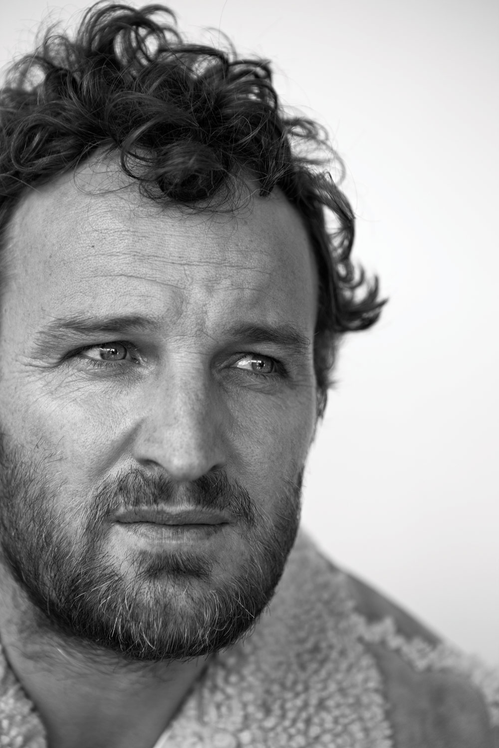 Jason Clarke Interview Magazine