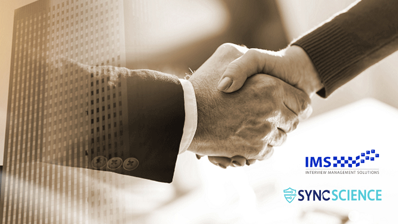 IMS Announces Strategic Partnership with SyncScience